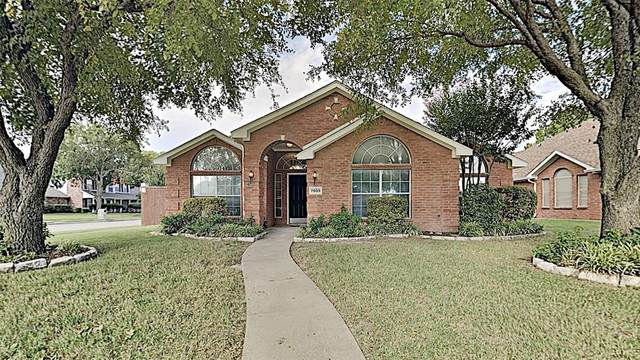 7809 Gulf Street, Frisco, TX 75035 (MLS #14435393) :: Frankie Arthur Real Estate