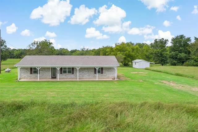 5468 Farm Road 196, Pattonville, TX 75468 (MLS #14435397) :: Front Real Estate Co.