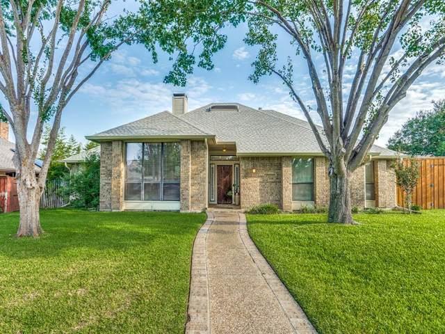 2322 Bush Circle, Carrollton, TX 75007 (MLS #14435438) :: North Texas Team | RE/MAX Lifestyle Property