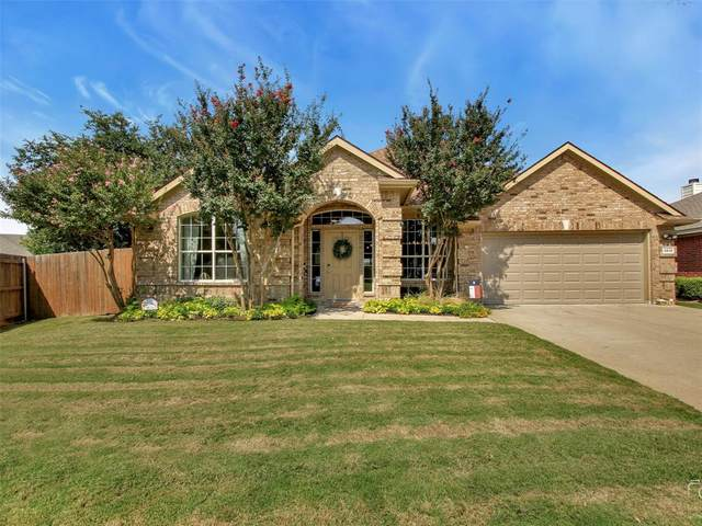 9816 Havenway Drive, Denton, TX 76226 (MLS #14435454) :: The Mitchell Group