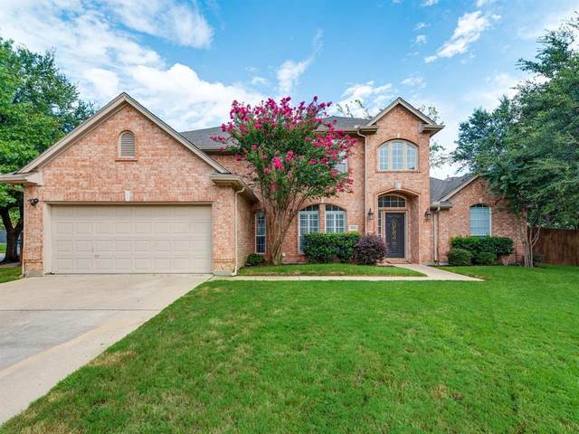2806 Springbranch Court, Grapevine, TX 76051 (MLS #14435469) :: Potts Realty Group