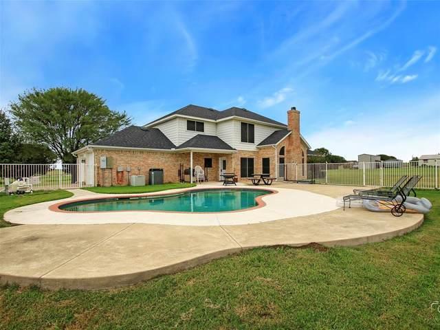 857 N Fm 373, Muenster, TX 76252 (MLS #14435473) :: Trinity Premier Properties