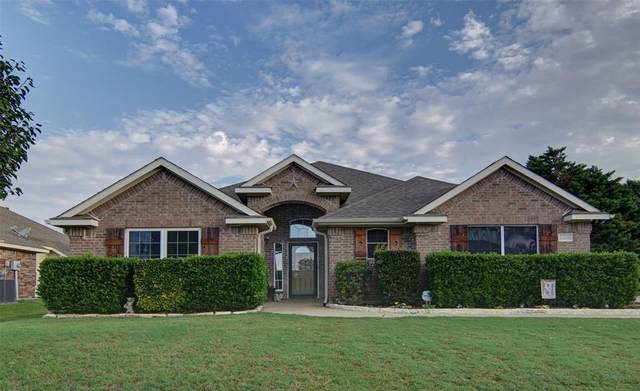 2201 Old Foundry Road, Weatherford, TX 76087 (MLS #14435475) :: Real Estate By Design