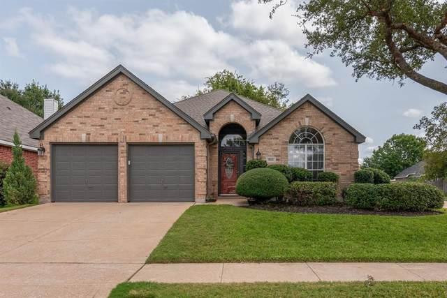 7054 Deer Ridge Drive, Fort Worth, TX 76137 (MLS #14435476) :: Frankie Arthur Real Estate
