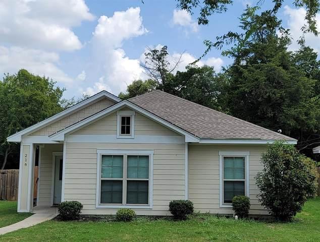 216 Lewis Street, Waxahachie, TX 75165 (MLS #14435495) :: North Texas Team   RE/MAX Lifestyle Property