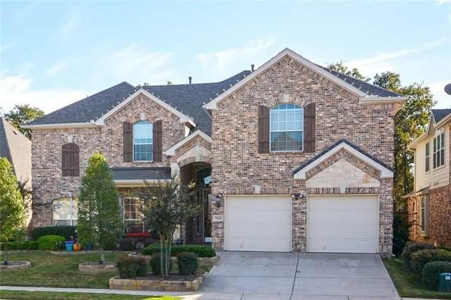 7616 Hinkley Oak Drive, Denton, TX 76208 (MLS #14435496) :: Trinity Premier Properties