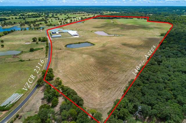2450 Vz County Road 2316, Canton, TX 75103 (MLS #14435501) :: The Kimberly Davis Group