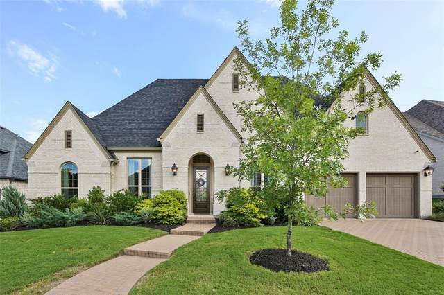 3520 Newport Drive, Prosper, TX 75078 (MLS #14435506) :: The Kimberly Davis Group