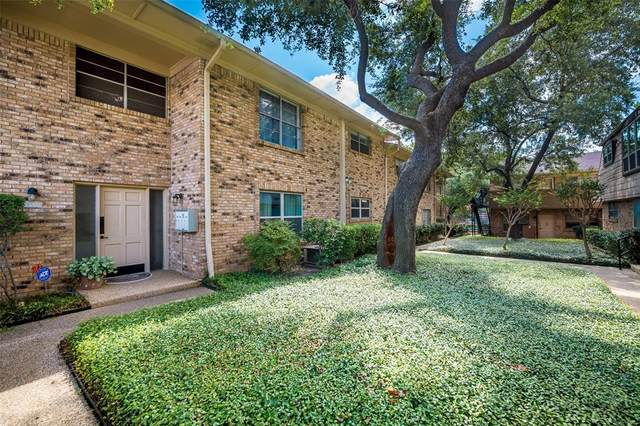 7937 Royal Lane #124, Dallas, TX 75230 (MLS #14435508) :: The Hornburg Real Estate Group
