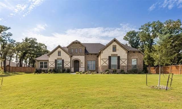 4109 Crosswind Street, Burleson, TX 76028 (MLS #14435524) :: Keller Williams Realty
