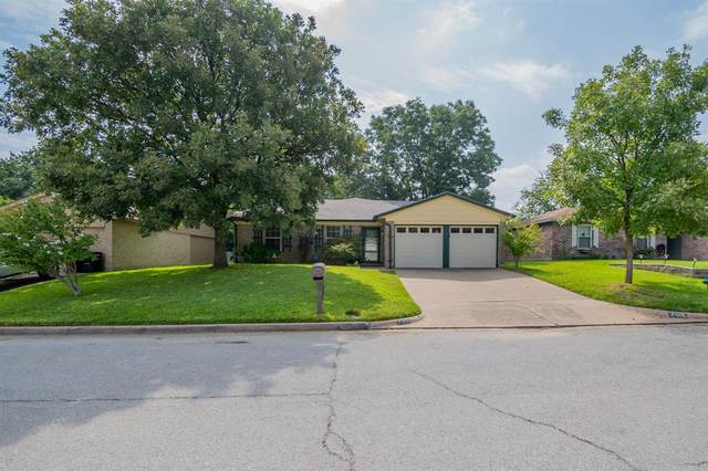 705 Reveille Road, Fort Worth, TX 76108 (MLS #14435531) :: Keller Williams Realty