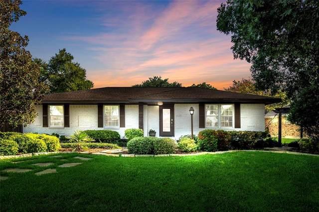 10210 Estate Lane, Dallas, TX 75238 (MLS #14435535) :: Bray Real Estate Group