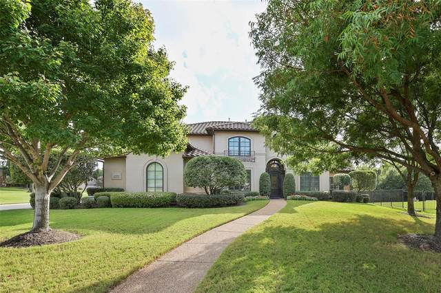 2101 Roadrunner Drive, Flower Mound, TX 75022 (MLS #14435564) :: HergGroup Dallas-Fort Worth