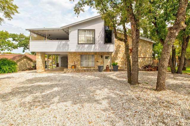 4719 Cimmaron Trail, Granbury, TX 76049 (MLS #14435579) :: The Mitchell Group