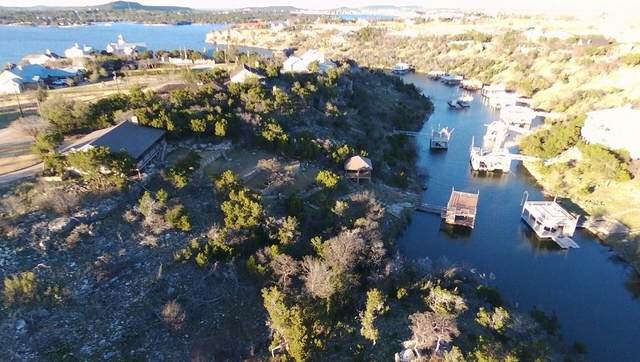 Lot 8 Bluff Creek Point, Possum Kingdom Lake, TX 76475 (MLS #14435592) :: Maegan Brest | Keller Williams Realty