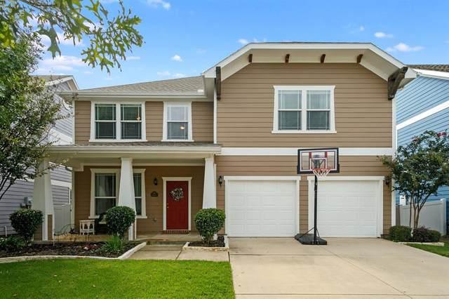 9104 Greene Drive, Providence Village, TX 76227 (MLS #14435612) :: Real Estate By Design
