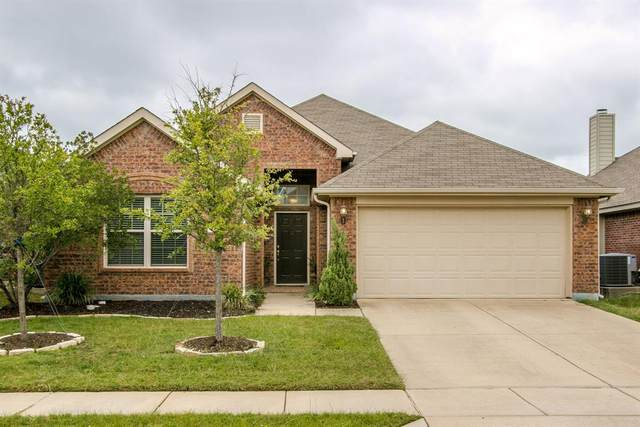1408 Red Drive, Little Elm, TX 75068 (MLS #14435677) :: Real Estate By Design