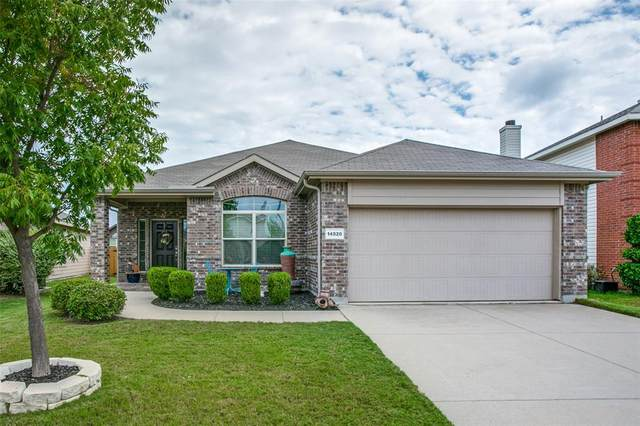 14020 Silkwood Drive, Fort Worth, TX 76052 (MLS #14435683) :: The Mitchell Group