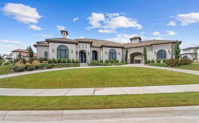 5200 E Verde Circle, Benbrook, TX 76126 (MLS #14435693) :: Potts Realty Group