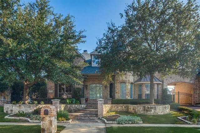 4573 Warwick Lane, Frisco, TX 75034 (MLS #14435716) :: Trinity Premier Properties