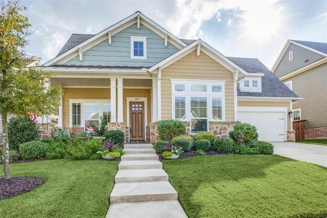 910 Crimson Road, Lantana, TX 76226 (MLS #14435728) :: Real Estate By Design
