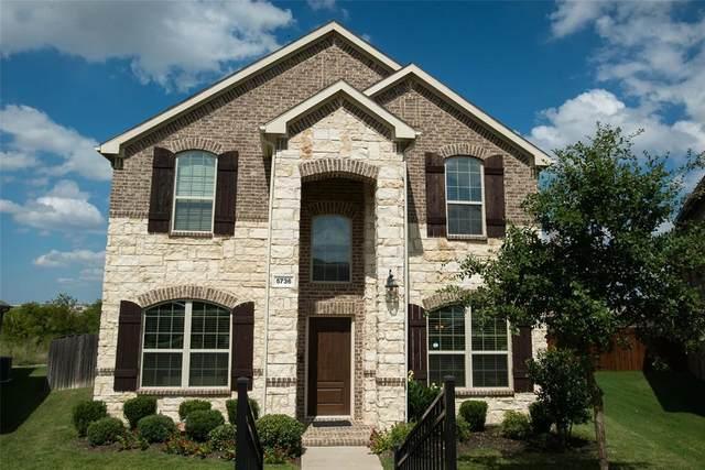 5736 Bindweed Street, Fort Worth, TX 76123 (MLS #14435741) :: NewHomePrograms.com LLC
