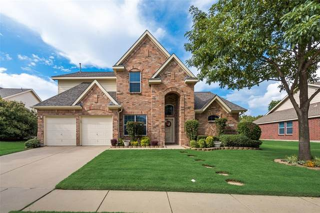 2413 Clubhouse Drive, Denton, TX 76210 (MLS #14435789) :: Team Tiller