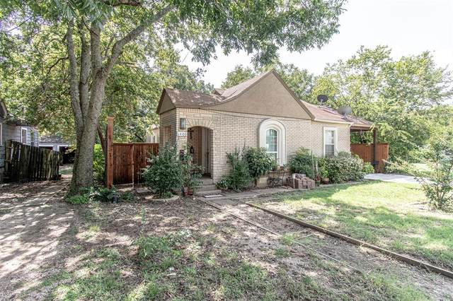 1406 Marfa Avenue, Dallas, TX 75216 (MLS #14435799) :: The Good Home Team