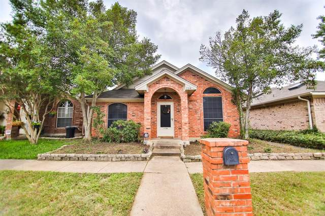726 Greenridge Drive, Arlington, TX 76017 (MLS #14435828) :: Trinity Premier Properties