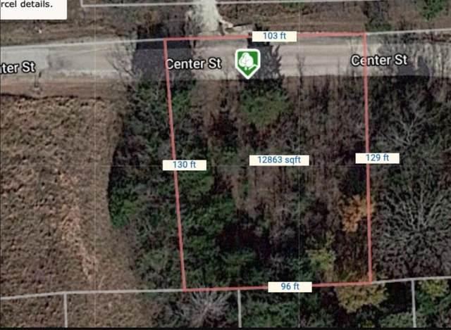 TBD Center Drive, East Tawakoni, TX 75472 (MLS #14435830) :: Frankie Arthur Real Estate
