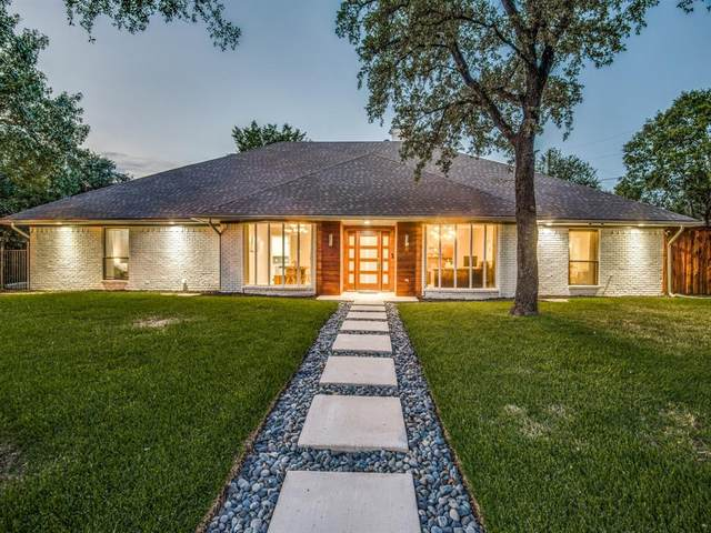 3707 Princess Lane, Dallas, TX 75229 (MLS #14435864) :: The Kimberly Davis Group