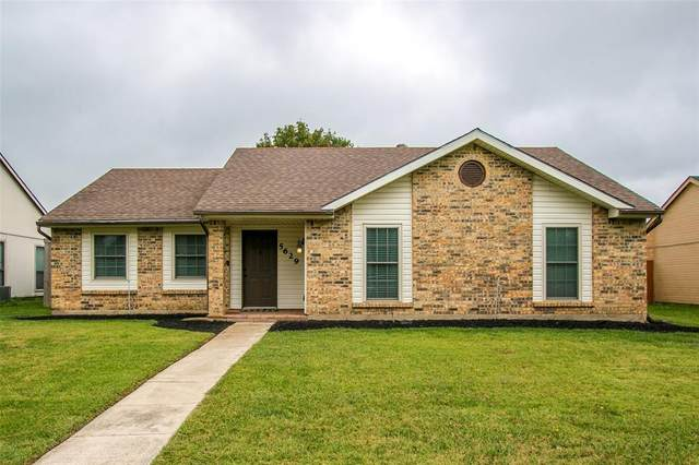 5629 Turner Street, The Colony, TX 75056 (MLS #14435867) :: The Kimberly Davis Group