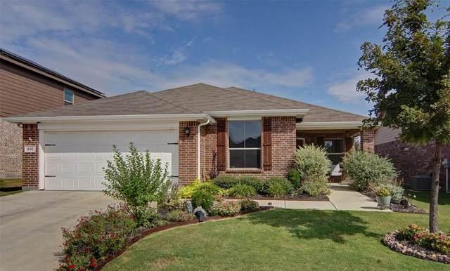 648 Creekview Drive, Azle, TX 76020 (MLS #14435875) :: Trinity Premier Properties