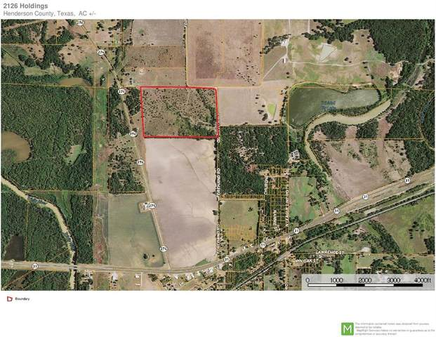 000 Forehand Road, Trinidad, TX 75163 (MLS #14435880) :: Front Real Estate Co.