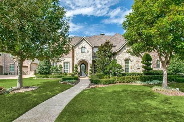 8311 Buffalo Drive, Lantana, TX 76226 (MLS #14435890) :: Real Estate By Design