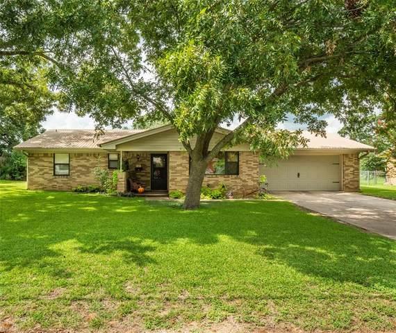 550 N Charlotte Avenue, Stephenville, TX 76401 (MLS #14435919) :: The Mauelshagen Group