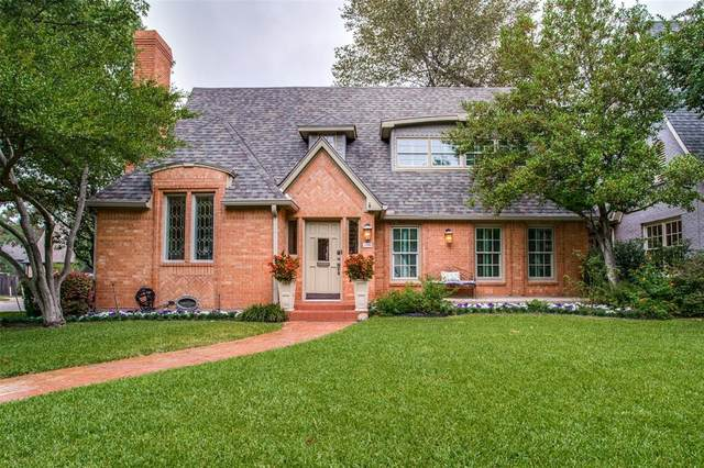3340 Purdue Avenue, University Park, TX 75225 (MLS #14435942) :: Robbins Real Estate Group