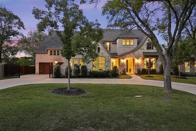 320 W Highland Street, Southlake, TX 76092 (MLS #14435958) :: The Paula Jones Team | RE/MAX of Abilene
