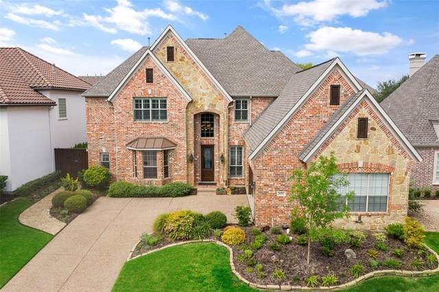 605 Naples Drive, Allen, TX 75013 (MLS #14435988) :: Keller Williams Realty