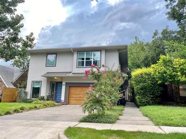 5219 Mission Avenue, Dallas, TX 75206 (MLS #14435994) :: The Hornburg Real Estate Group