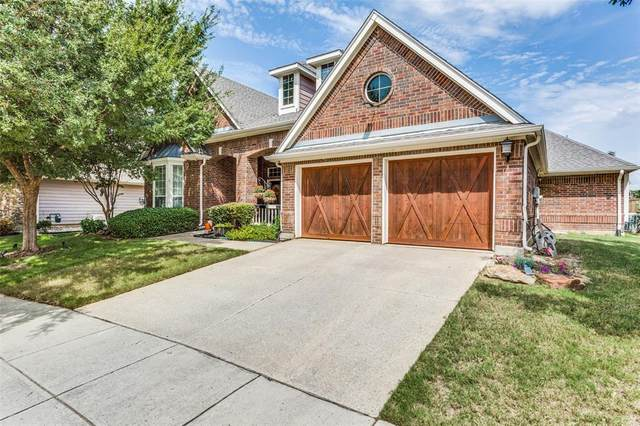 9124 Blanco Drive, Lantana, TX 76226 (MLS #14436027) :: Real Estate By Design