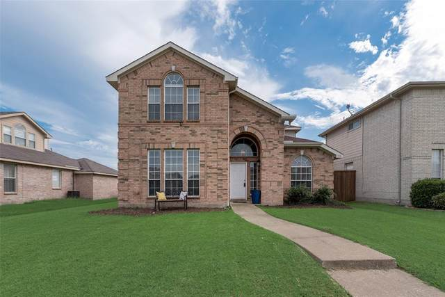3316 Springwell Drive, Mesquite, TX 75181 (MLS #14436038) :: The Daniel Team