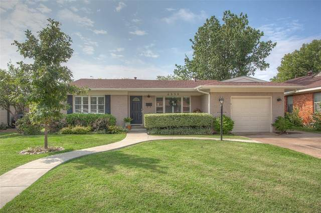 6559 Locke Avenue, Fort Worth, TX 76116 (MLS #14436067) :: All Cities USA Realty