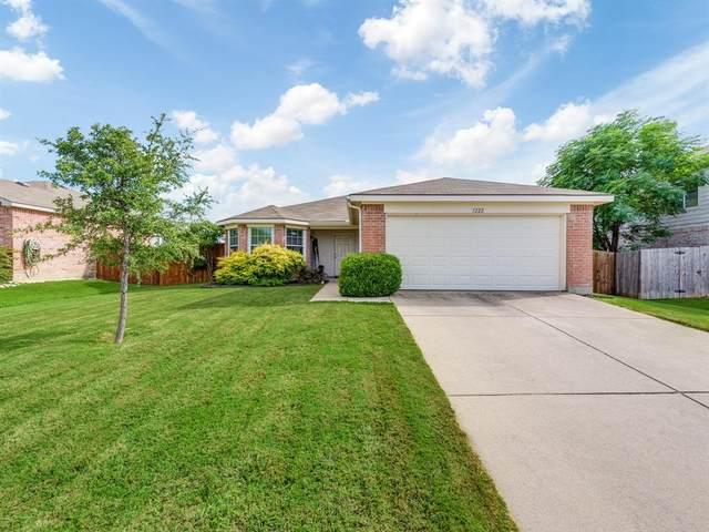 1222 Wenatchee Drive, Krum, TX 76249 (MLS #14436079) :: Trinity Premier Properties