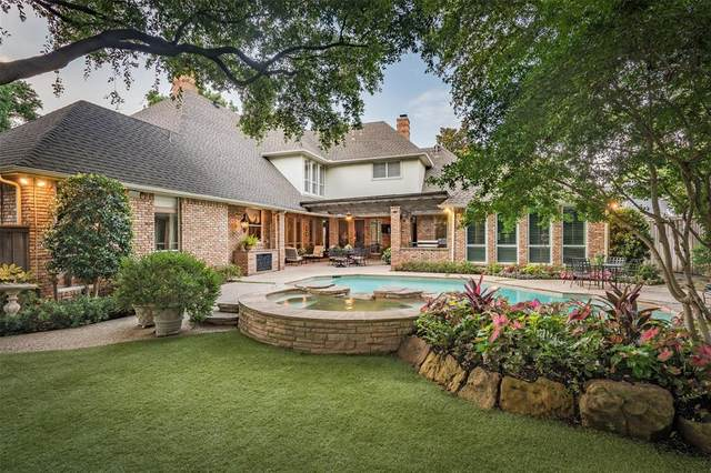 3232 Breton Drive, Plano, TX 75025 (MLS #14436088) :: The Paula Jones Team | RE/MAX of Abilene