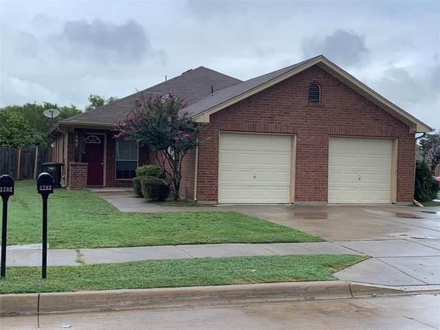 1700 Lady Rachael Court, Fort Worth, TX 76134 (MLS #14436091) :: The Mauelshagen Group