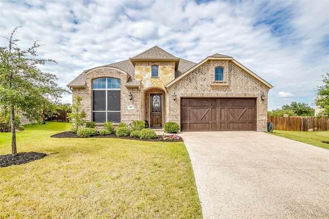 409 Lilly Court, Roanoke, TX 76262 (MLS #14436105) :: Justin Bassett Realty
