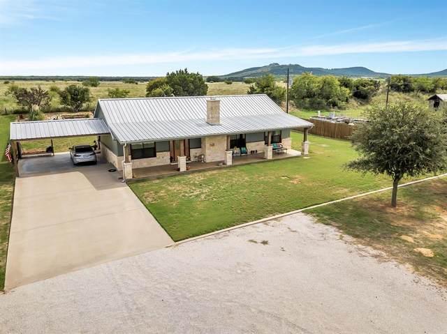 342 N Fm 2353 B, Possum Kingdom Lake, TX 76449 (MLS #14436155) :: Real Estate By Design