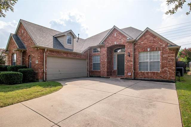 3413 Beckingham Court, Flower Mound, TX 75022 (MLS #14436163) :: Real Estate By Design