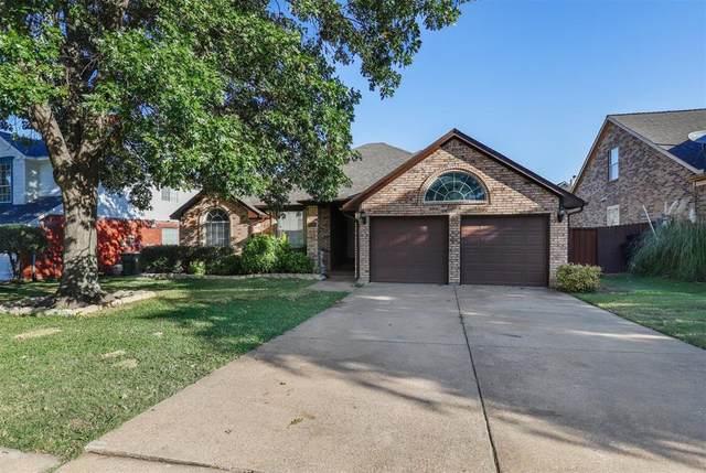 4005 Bonita Drive, Plano, TX 75024 (MLS #14436173) :: Real Estate By Design